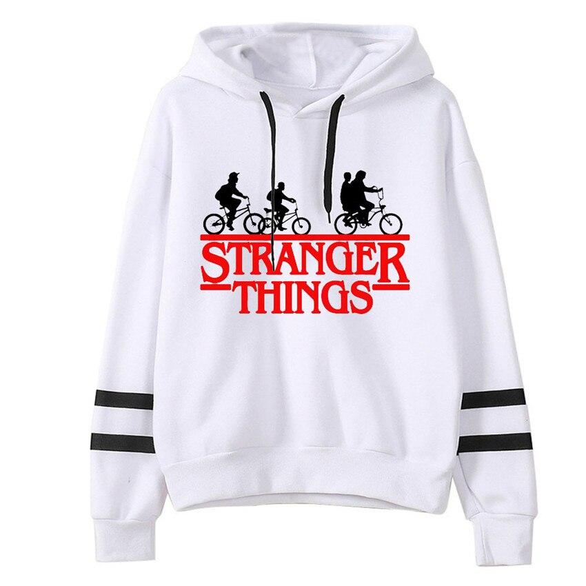 Stranger Things Season 3 2020 Hoodie Men/Women Sweatshirts Kawaii Oversized Harajuku Hip Hop Streetwear Hooded Male Hoodies
