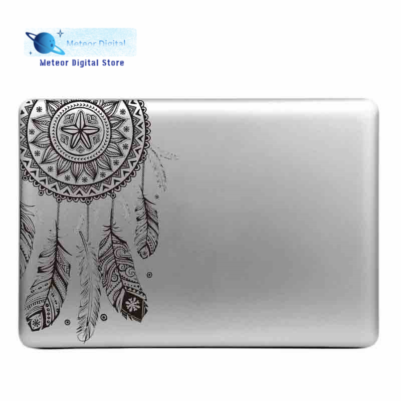Laptop Sticker for macBook Funny PVC Decorations Decal Sticker