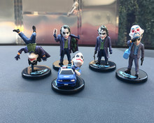 Car Ornaments Superhero Batman The Joker Model Doll Car Decoration Ornaments Car Interior Products Auto Accessories(China)