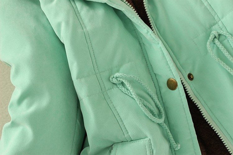 19 Parka Women Jacket Women Winter Coat Women Warm Hooded Women Parka Female Jacket Long Coat Parkas 16 Colour Free Shipping 15
