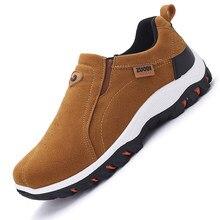 2021 novos sapatos casuais dos homens tênis macio ao ar livre sapatos de caminhada mocassins sapatos masculinos confortáveis calçados masculinos luz plus size 48