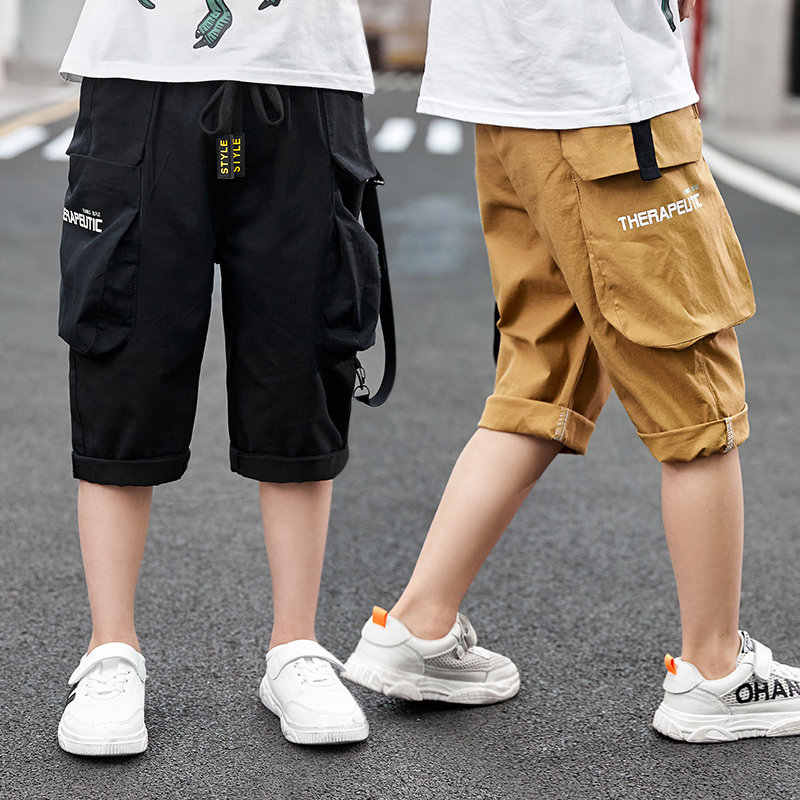 Summer 2020 Baby Boy Shorts Mid Big Child Kids Short Pants For 4 5 6 7 8 10  12 13 Year Summer Children Boys Shorts Kids Clothing|Shorts| - AliExpress