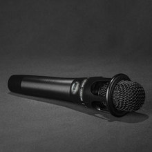 Wired Microphone Professional Condenser Recording Chorus Broadcasting