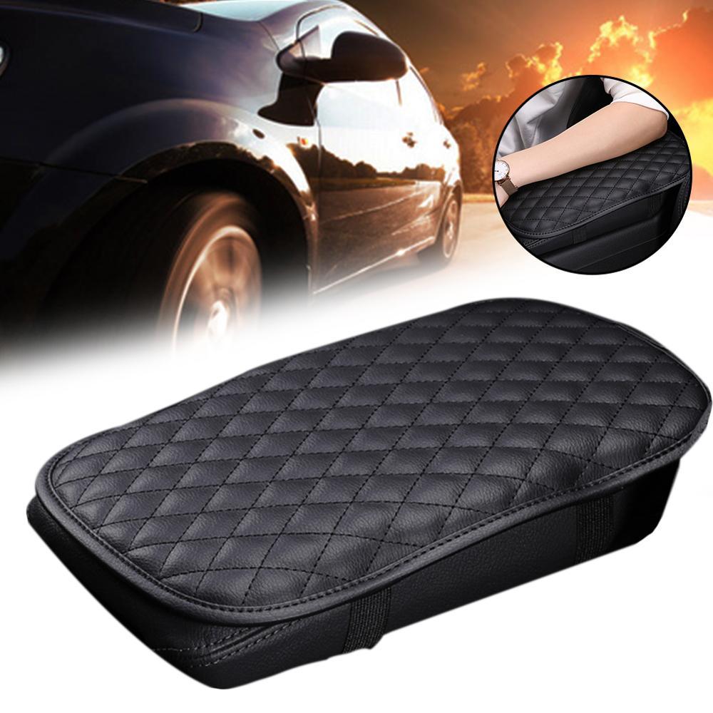 Car Central Help Gloves South Korea Car Decoration Crown Man-made Diamond Set Car Mounted Car Armrest Box Pad Armrest Car Access