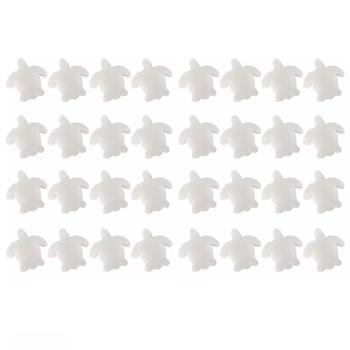 32 szt Pochłaniające nadmiar sebum gąbka do jacuzzi basenu i Spa (żółw) tanie i dobre opinie 11 5 x 11 5 x 3cm CN (pochodzenie) Other