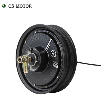 2019 new QS 10inch 2000W 45H V1.12 Brushless DC Electric Scooter Hub Motor image