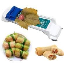 Gevulde Druif & Groente Vlees Rolling Tool Kool Blad Rolling Tool-Yaprak Sarma Dolmer Roller Machine Vleesmolen
