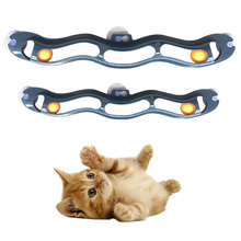Cat-Toys Scratcher Track Interactive-Ball Pet-Supplie Puzzle Cats-Products For Pets Window