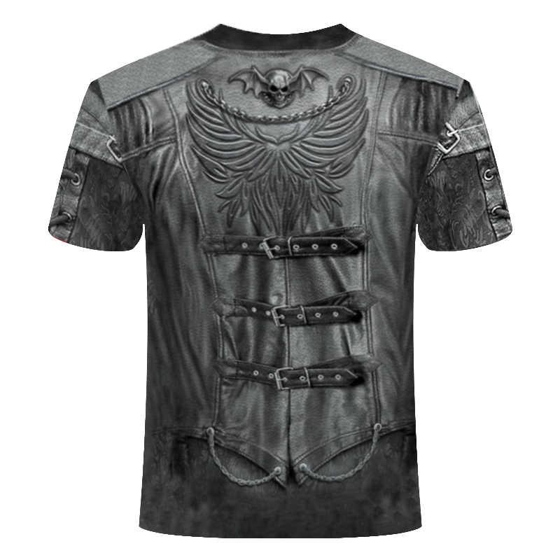 Ac dc 重金属音楽クールクラシックロックバンドスカルヘッド tシャツファッション rocksir tシャツ男性 3D tシャツ dj tシャツ男性のシャツ