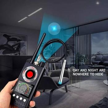 K18 Multi-Function Anti Detector Bug Detector Signal Camera Detector BUG Spy Detector RF Tracker GPS Locator Wireless Device 5