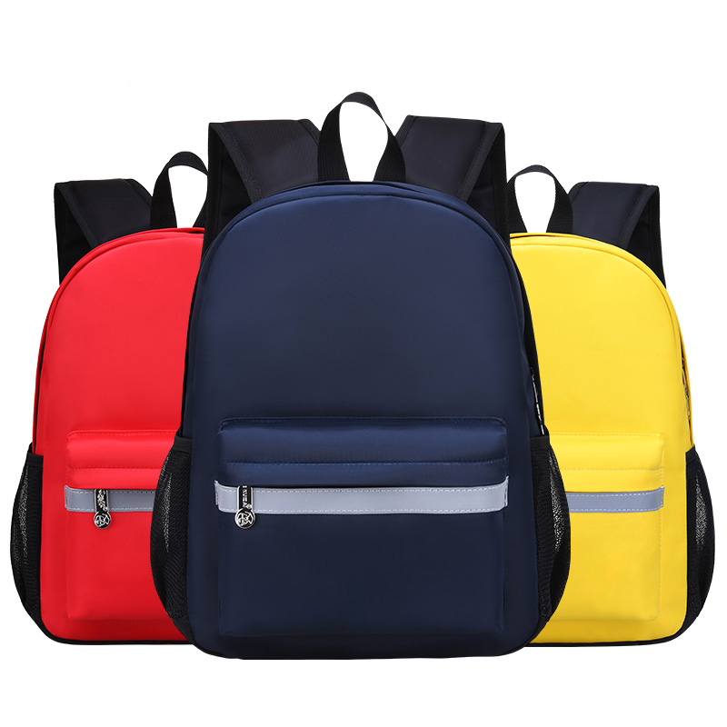 Litthing Children Backpack School Bags For Teenagers Boys Girls Big Capacity Waterproof Satchel Kids Book Bag Dropshipping