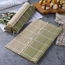 Роликовый ролик для суши из бамбука, сделай сам, коврик для суши, рисовый онигири, роликовый роллер для приготовления суши, инструменты для кухни, японские аксессуары для еды Beto
