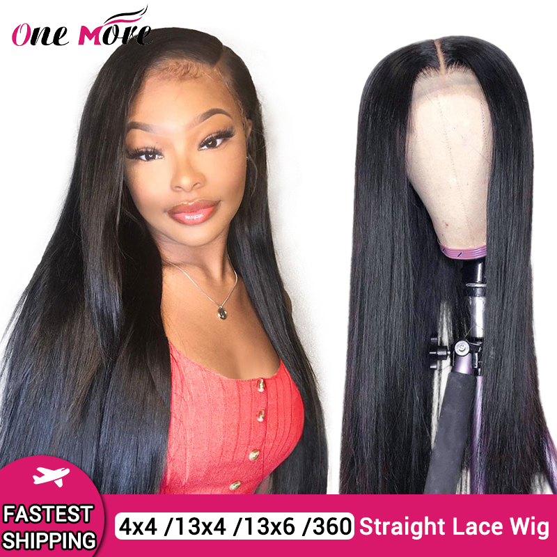 13x6 peruca dianteira do laço reto com o cabelo do bebê perucas de cabelo humano em linha reta 360 perucas de cabelo humano peruca frontal do laço perucas brasileiras do cabelo humano da parte dianteira do laço
