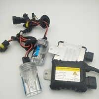 1 set H4 h7 h1 55W Xenon HID Kit Metall Keramik Basis Xenon Lampe 4300K 6000K 8000K Digitale Ballast für Auto Scheinwerfer DC 12V