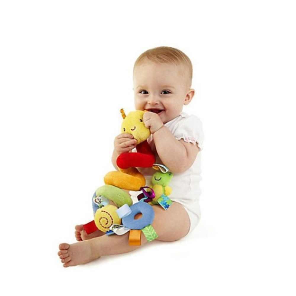 لطيف الطفل بلايبنس دمية شخشيخة أفخم متعددة الأغراض السرير دائرة حول سرير معلق السرير أجراس الطفل المحمول عربة الحيوان اللعب