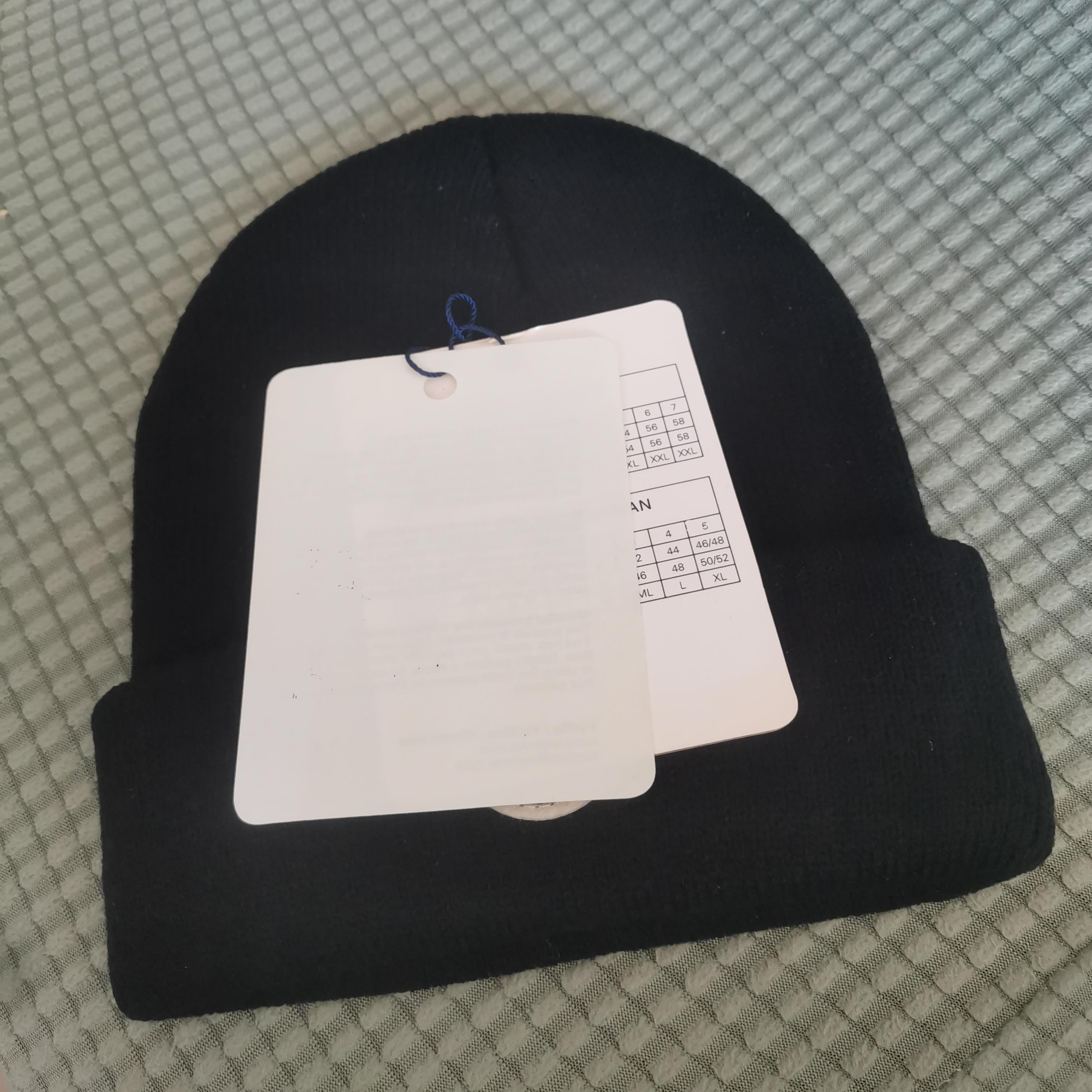 2021 национальная Марка, современная шапка унисекс, шапка из хлопка и шерсти, Смешанная тканая шапка, теплая торговая марка, шапка для взрослы...