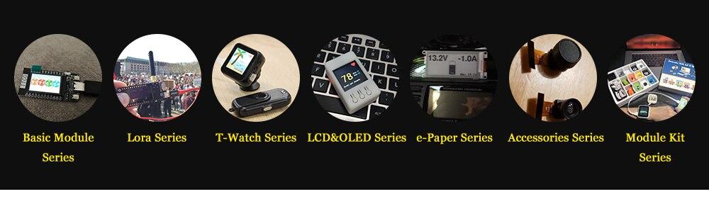 LILYGO® 2pcs/lot SX1278 LoRa ESP32  Bluetooth WI-FI Lora Internet Antena Development Board