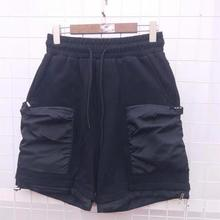 2020 ARNODEFRANCE Shorts Men Women ADF19SS Casual S