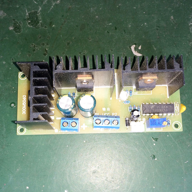 Low Frequency Iron Core Transformer Inverter Drive Board Power Frequency Inverter, 50HZ