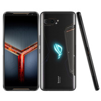 Brand New Asus ROG Phone II ZS660KL Mobile Phone 12GB RAM 512GB ROM Snapdragon 855+ 6.59 NFC Android9.0 ROG Phone 2 Game Phone