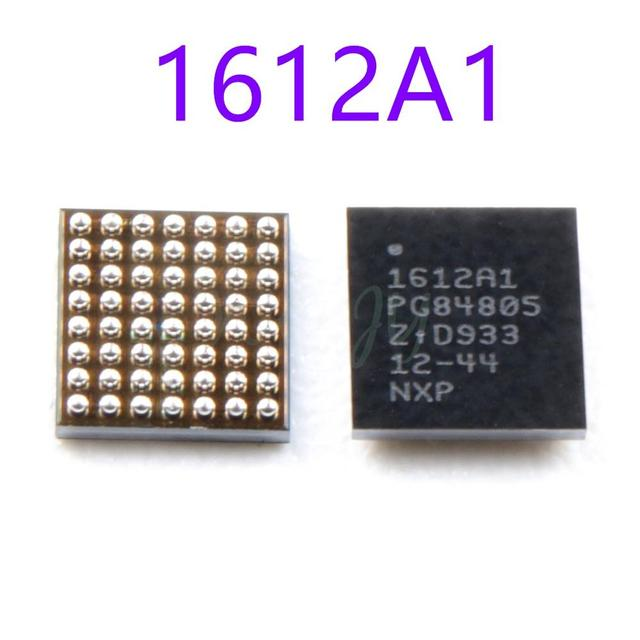 5 pçs/lote novo original u2 usb ic 1612a1 para iphone 8 / 8 plus/x/xs/xsmax/xr carregador de carregamento 1612 u6300 56pin controle c