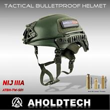 Bulletproof Helmet Wendy Exfil Ballistic Tactical High-Cut Nij-Iiia Aramid Aholdtech