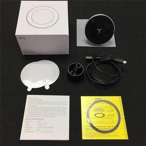 Image 5 - Carregador de carro sem fio qi, carregador magnético de 10w para samsung s9 s8 note9, carregamento rápido sem fio para iphone xs xsmax xr 8plus