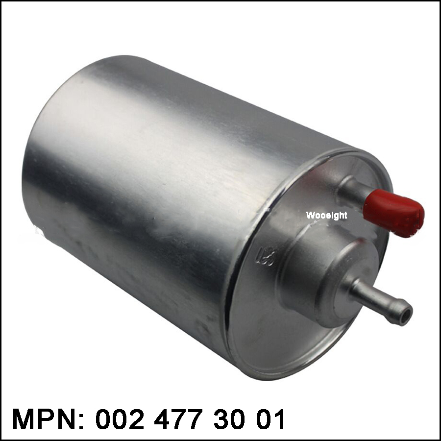Wooeight Fuel Filter 002 477 30 01 Fit For <font><b>Mercedes</b></font> Benz C E S Class W202 S202 W210 S210 W220 CLK C208 C209 <font><b>SL</b></font> <font><b>R230</b></font> G-CLASS W463 image