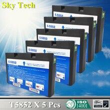 Качественный совместимый чернильный картридж для T5852, T-5852 для Epson PictureMate PM210 PM235 PM250 PM270 PM310 PM215 PM245 и т. д