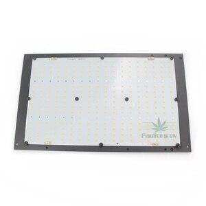 Светодиодный УФ-светильник Figolite grow QB288 LM301H 125 Вт mix 660nm, плата для выращивания, плата только с радиатором, без драйвера