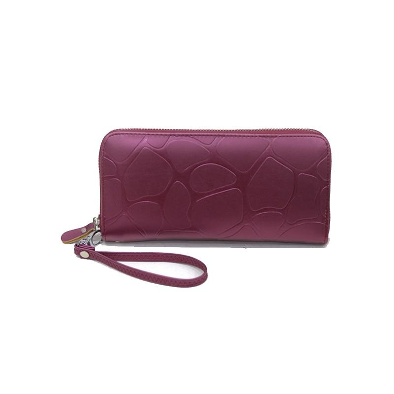 Female Purse Fashion Wallet Large-Capacity Women Card-Holders Clip-Pocket Phone-Case