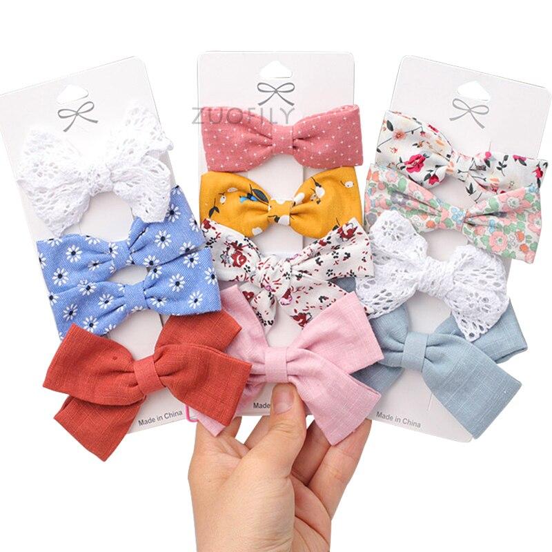 4 шт. прелестные модные туфли заколки для волос с цветочным рисунком банты волосов изящная одежда для детей модное платье для новорожденных ...