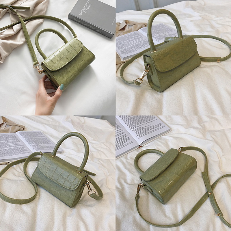 H0fa598cf842f4a28bf7a3a5775013f18A - New Women Shoulder Messenger Bag Ladies Handbags Casual Solid PU Leather Handbag Fashion Ladies Party Handbags Clutch