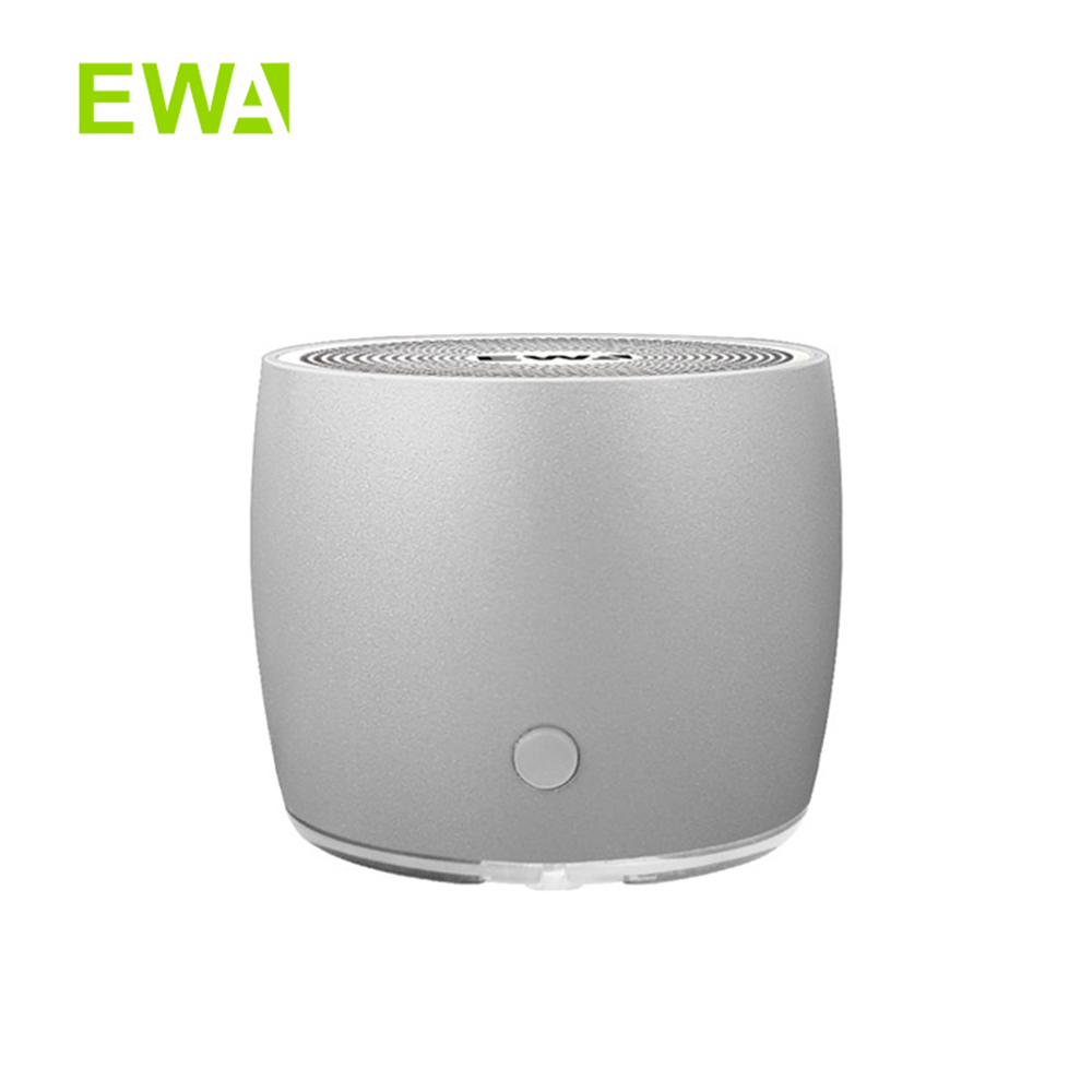 EWA A103 Portable Bluetooth Speaker High elasticity double vibration diaphragm Audiophile grade subwoofer mini metal body|Portable Speakers| - AliExpress