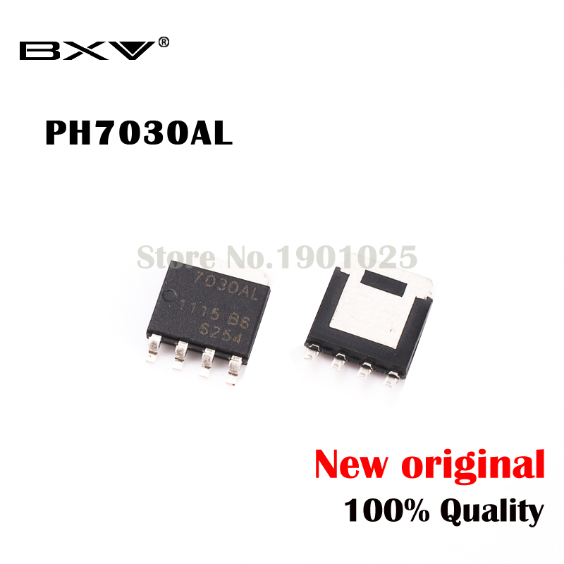 10pcs PH7030AL  7030AL MOSFET SOT-669 PH7030 New Original