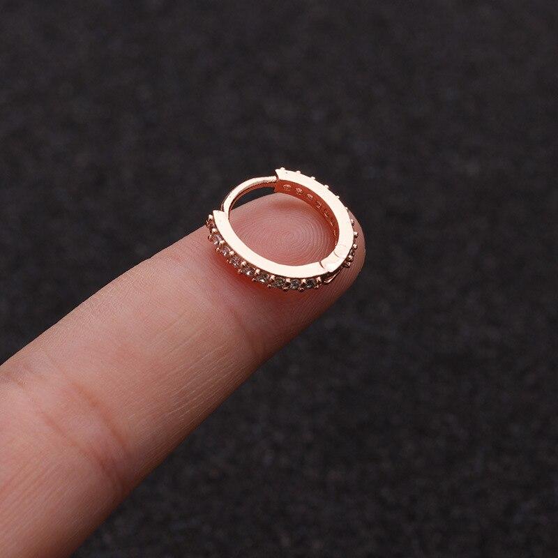 Rose Gold 10mm
