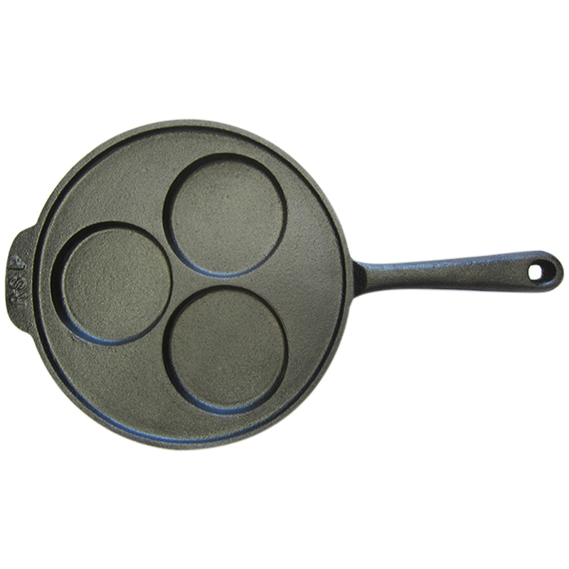 Omelet Pan For Eggs Ham Pan Cake Maker Frying Pans Creative Non-Stick No Oil-Smoke Breakfast Grill Pan Cooking Pot