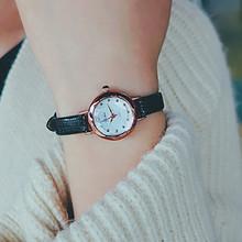 Zegarek damski zegarek damski zegarek damski zegarek kwarcowy analogowy mały Dial delikatny zegarek luksusowe zegarki biznesowe Reloj Mujer # BL4 tanie tanio QUARTZ Klamra STAINLESS STEEL Nie wodoodporne Luxury ru 20mmmm ROUND 8mmmm Brak Akrylowe wrist watches 24cmcm Nie pakiet