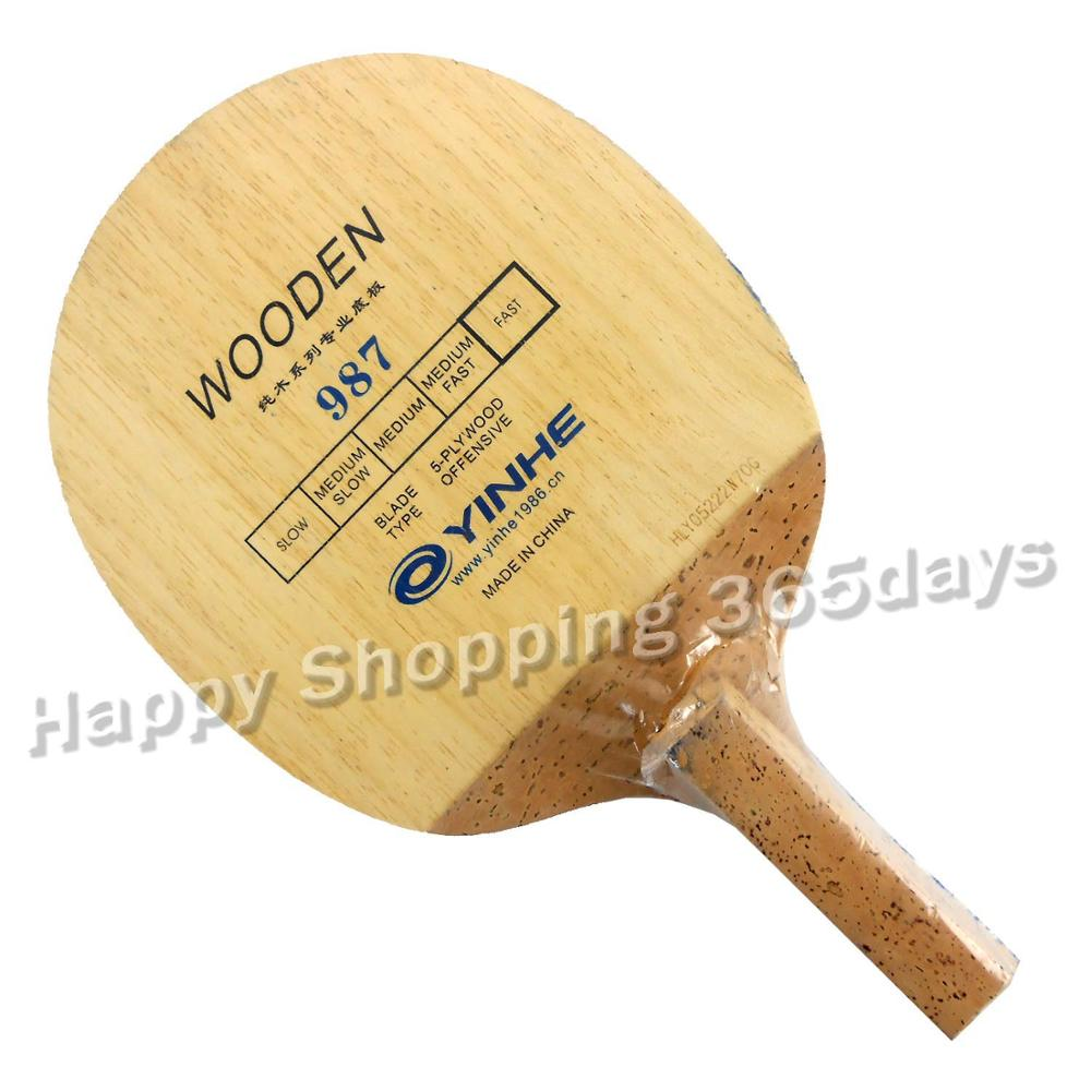 Yinhe Milky Way Galaxy 987 Japanese Penhold Table Tennis Pingpong Blade