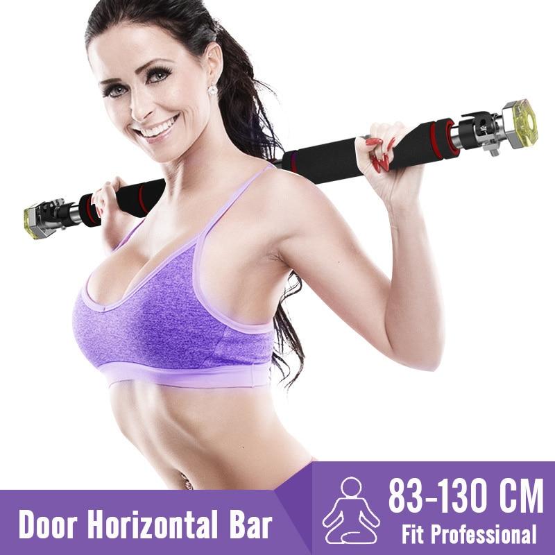 Porte professionnelle barre horizontale en acier réglable gymnastique à domicile entraînement menton pousser vers le haut barre d'entraînement Sport Fitness équipement