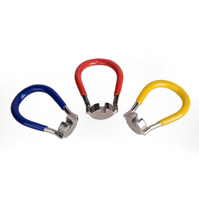 Cycling Wheel Rim Nipple Key Spanner Repair Fix Tool Bike Spoke Wrench 14G