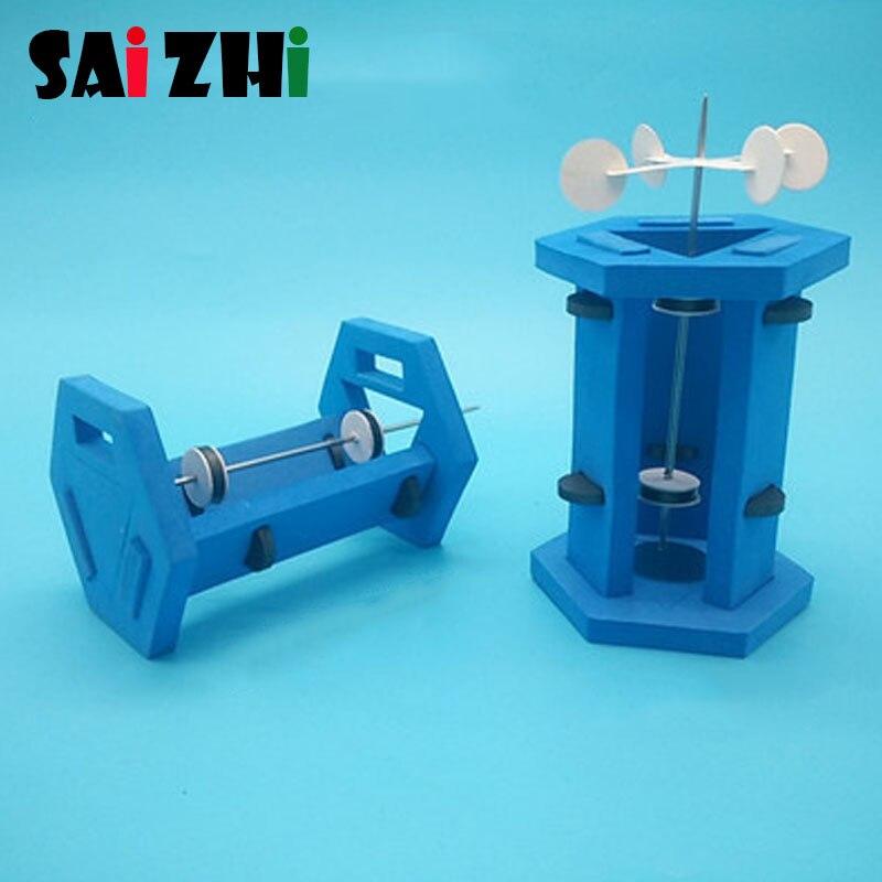 Saizhi Model Toy Magnetic Levitation Pen Device Developing Intellectual STEM Physics Experiments Magnetic Toys SZ3314