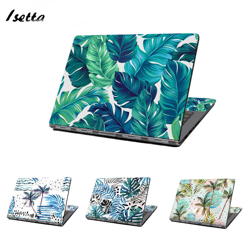 "Laptop Sticker Notebook Skin Stickers Laptop Cover Zomer Stijl Decal Art Decal Past 13.3 ""14"" 15.6 ""16"" Universele"