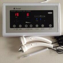 638A Ultrasonic Facial Massager Body Ultrasound Machine Skin Care Spot Mole Removal Pen Face  Tightening Spa Beauty Device