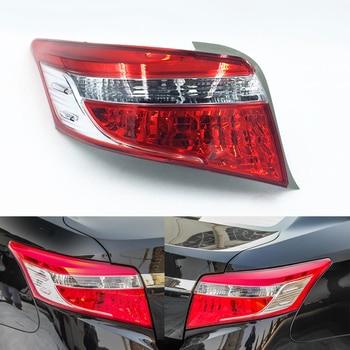 Tail Lamp For Toyota Vios 2014 2015 2016 Car Light Assembly Auto Rear Tail Light Turning Signal Brake Lamp Warning Bumper Light