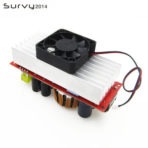Image 5 - 1800W 40A Current DC DC Constant Voltage Constant Current Boost Power Module Converter Board