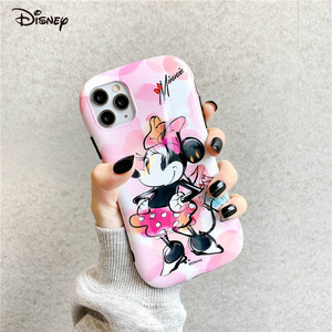 Image 1 - 2021 Disney original for iPhone7/8/ Plus X/XS/XR/XS Max 11/11 Pro / 11Pro Max Lovely Minnie Phone Case