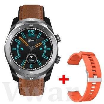 2020 Vwar DT79 360*360 HD Smart Watch Bluetooth Call ECG+PPG Heart Rate Health Tracker Smart Watch Men Sport Watch VS DT78 L11