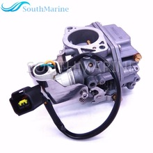 Outboard Marine Engines 6BL 14301 00 Carburetor Assy  for Yamaha 4 Stroke F25 T25 6BL 14301 10  , Free Shipping