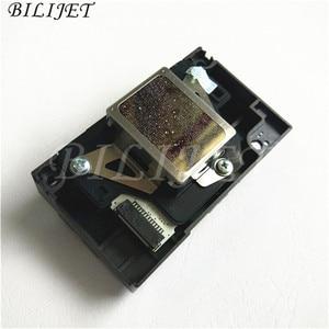 Image 2 - جديد الأصلي DX6 رأس الطباعة F1800400030 لإبسون L800 L801 L805 PX660 R290 T50 T60 R330 P50 تيتان النفاثة DX6 طباعة رئيس الأشعة فوق البنفسجية المذيبات